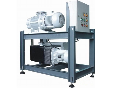 VPS Double Stages High Vacuum Pump Unit