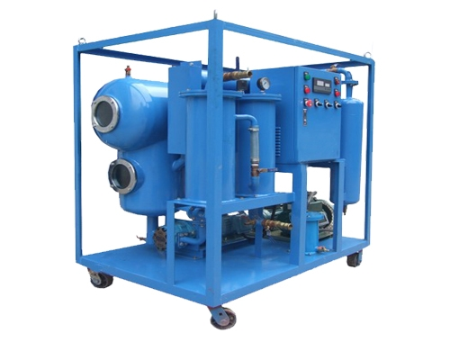 VLF Lube Oil Purifier