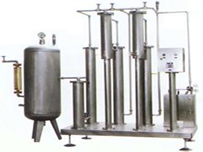 Introduction of Fuel Oil Filtration System-Acore Filtration Corporation