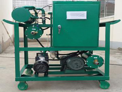 Oil Filling of Transformers by Oil Purification Machine